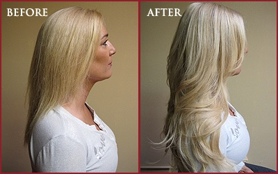 Clip in hair extensions dollface by jules savannahs beauty agency clip in extensions have to be the item i suggest most to my clients they are a great way to get either the thickness or length or both that most people pmusecretfo Gallery