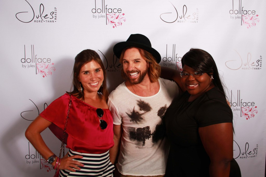 Jules - More Than Makeup Launch Party 09-04-14019