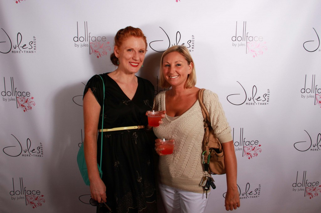 Jules - More Than Makeup Launch Party 09-04-14030