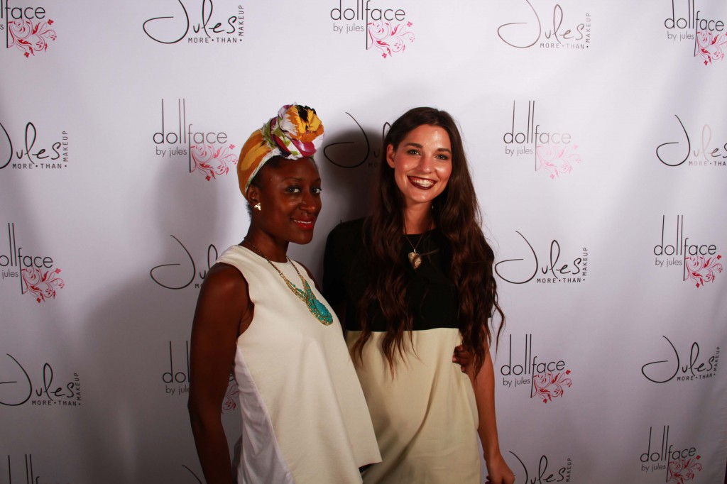 Jules - More Than Makeup Launch Party 09-04-14036