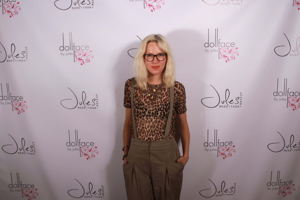 Jules - More Than Makeup Launch Party 09-04-14045