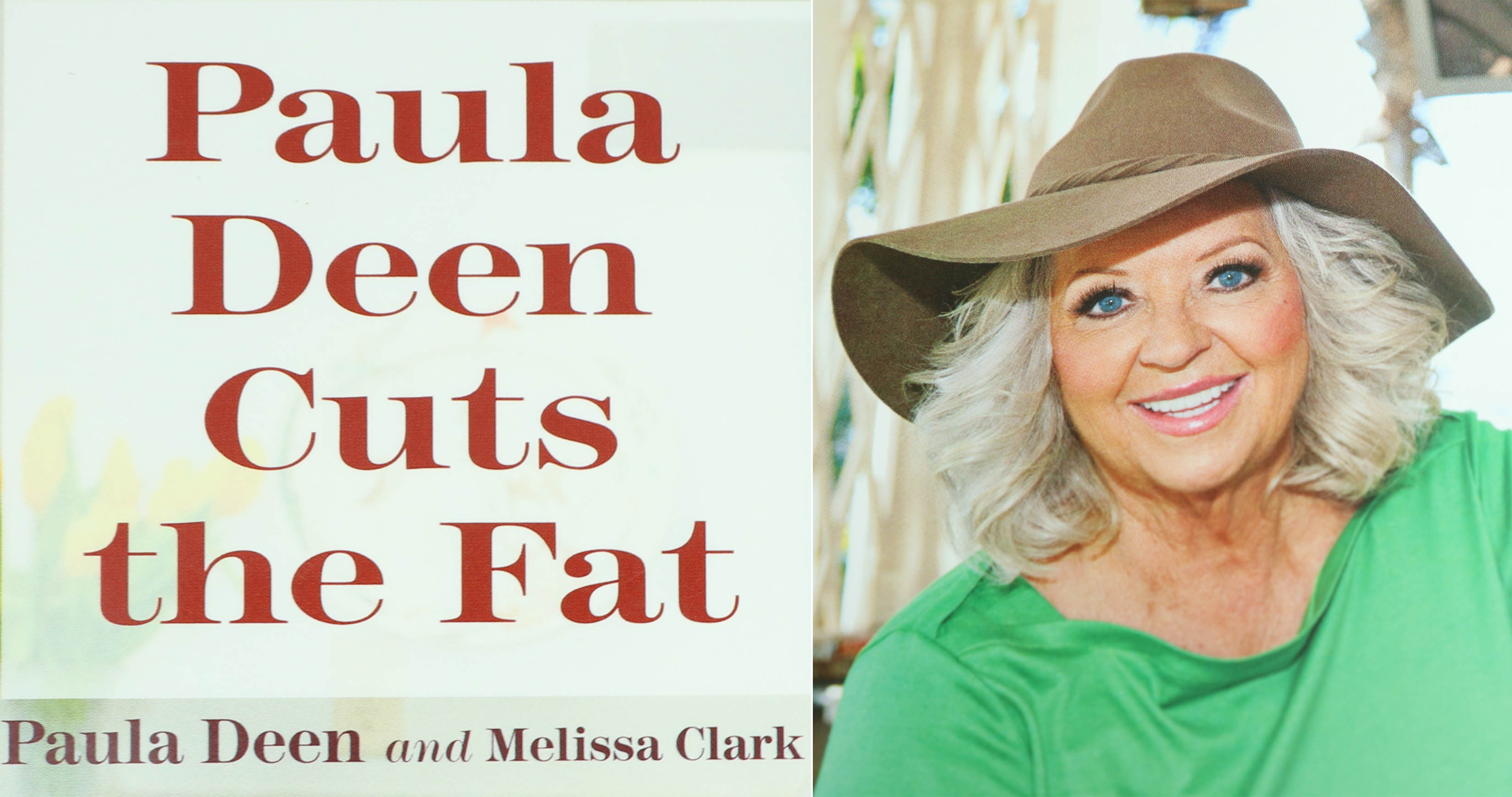 'Paula Deen Cuts the Fat' Cookbook