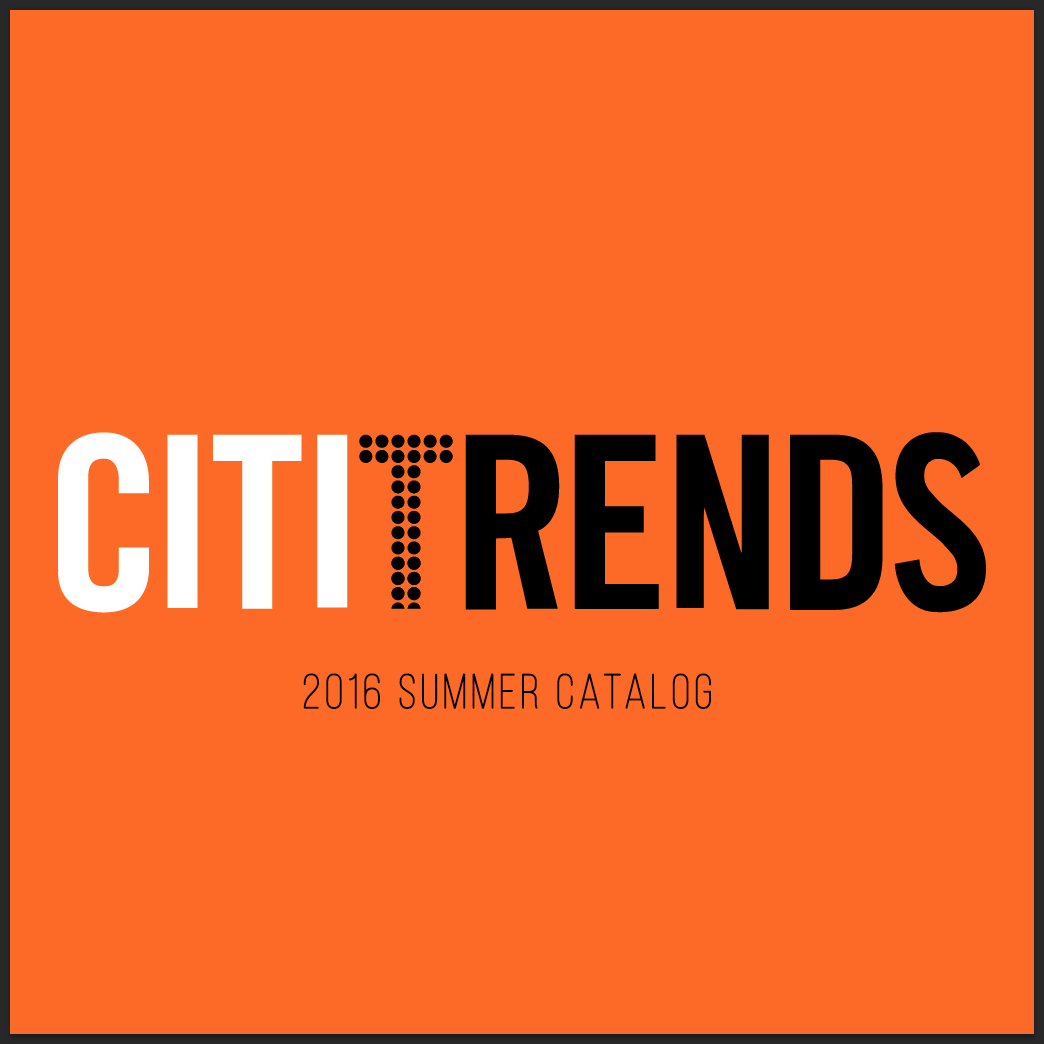 CitiTrends 2016 Summer Catalog
