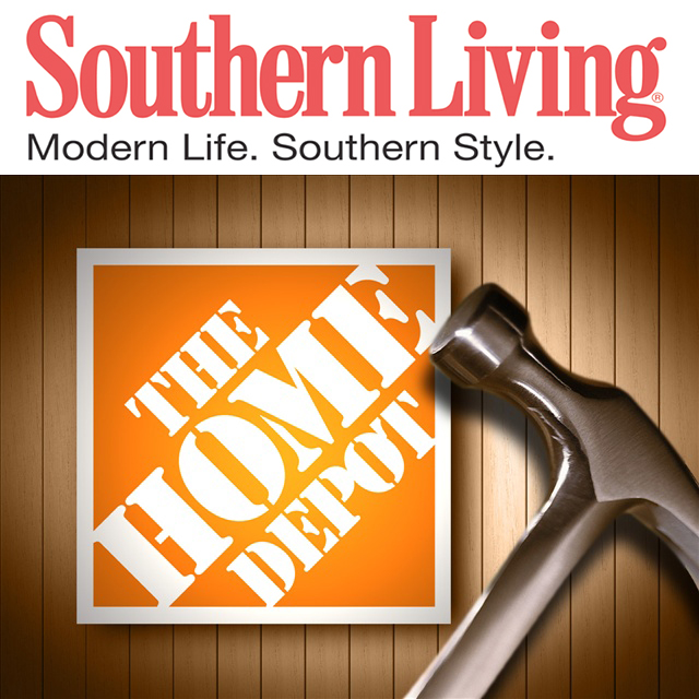 Southern Living & Home Depot