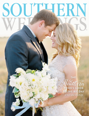 Southern Weddings Magazine Featured Editorial
